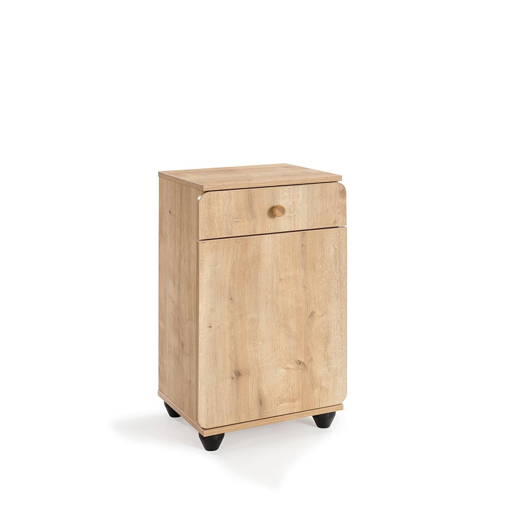 Compact Kids Bedside Table