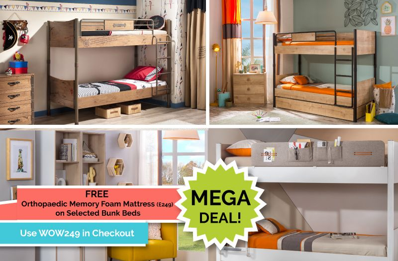 Bunk Beds For Kids That Stands The Test Of Time