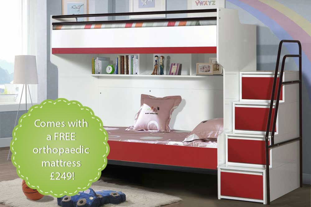 Are You Open To Different Bunk Bed Designs Look No More