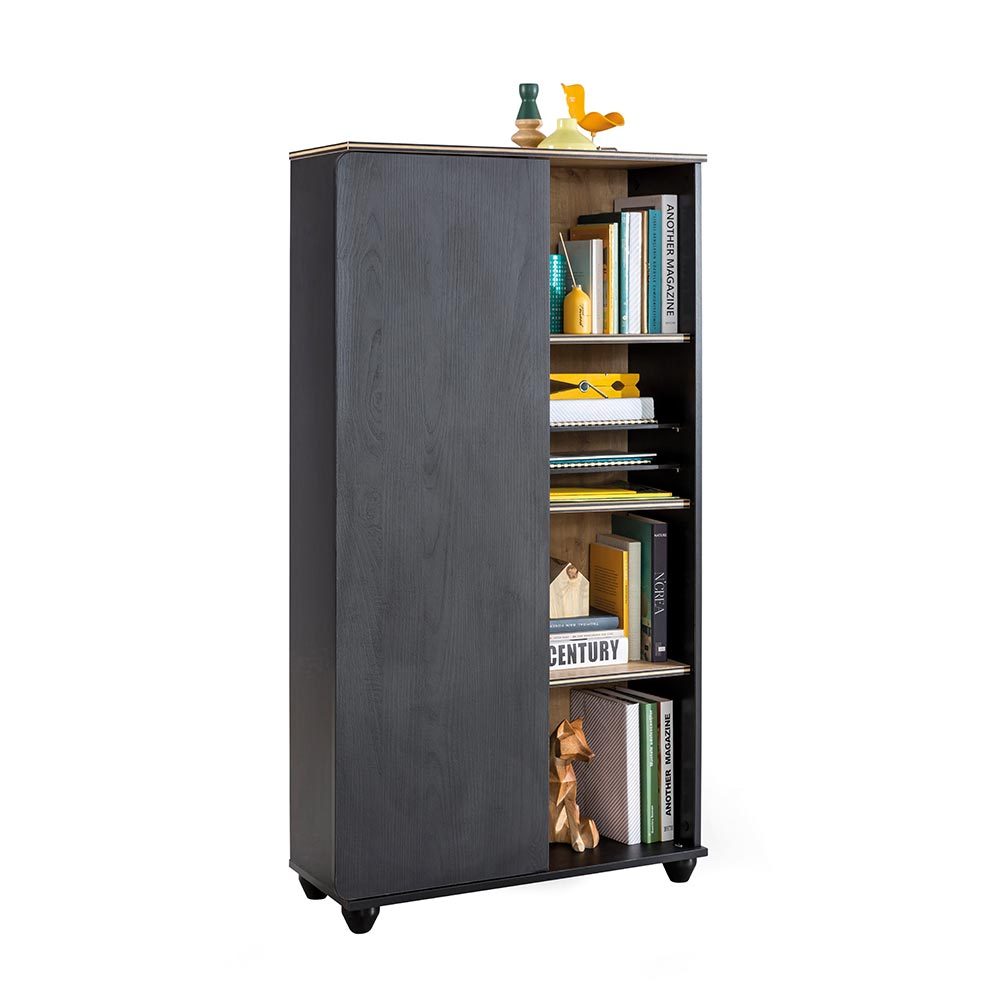 Compact Stylish Boys Bookshelf