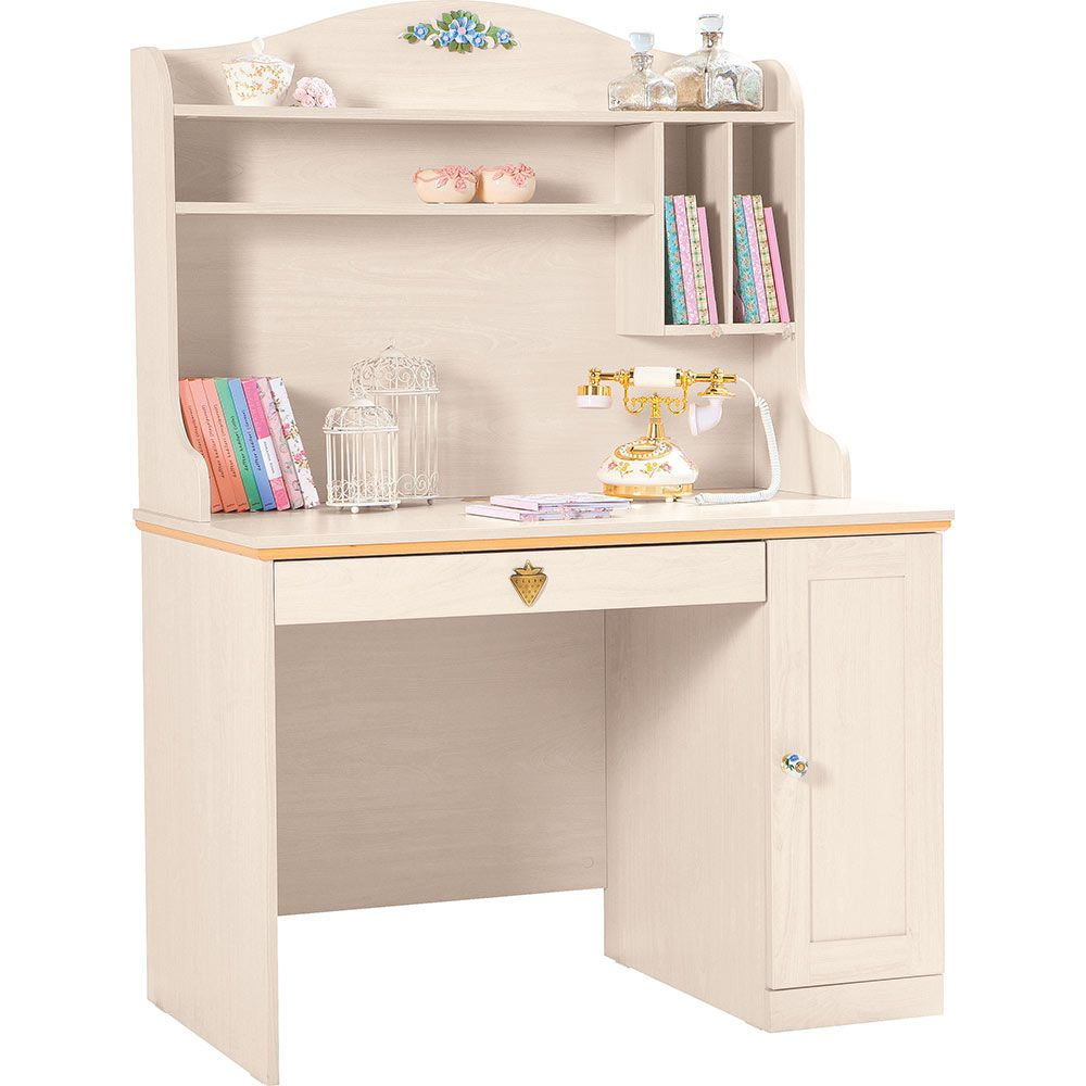 Impressive Kids Desk With Storage