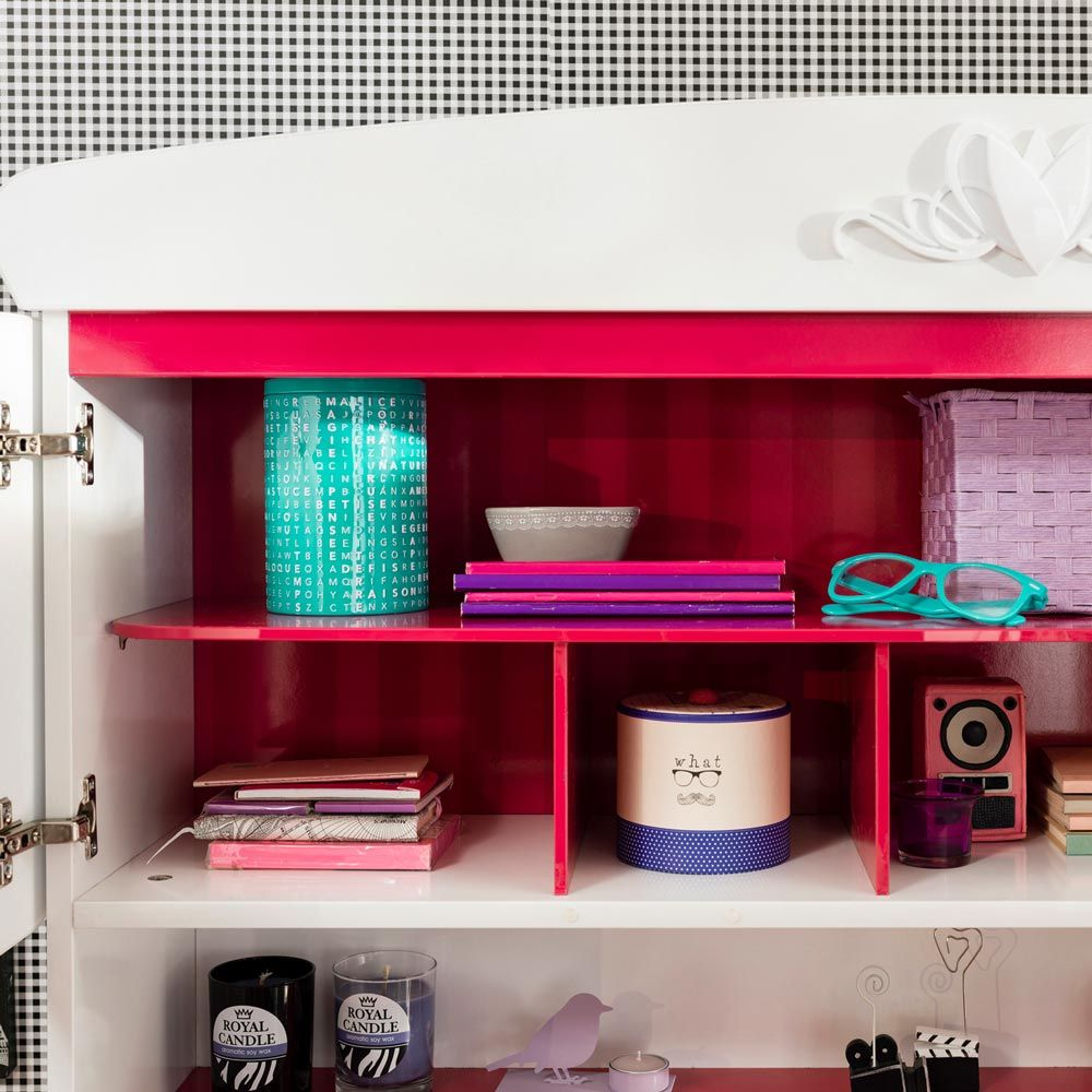 Alluring Childrens Desk With Storage