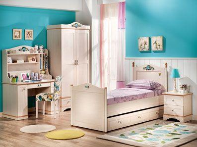 Stylish Girls Bedroom Furniture Sets