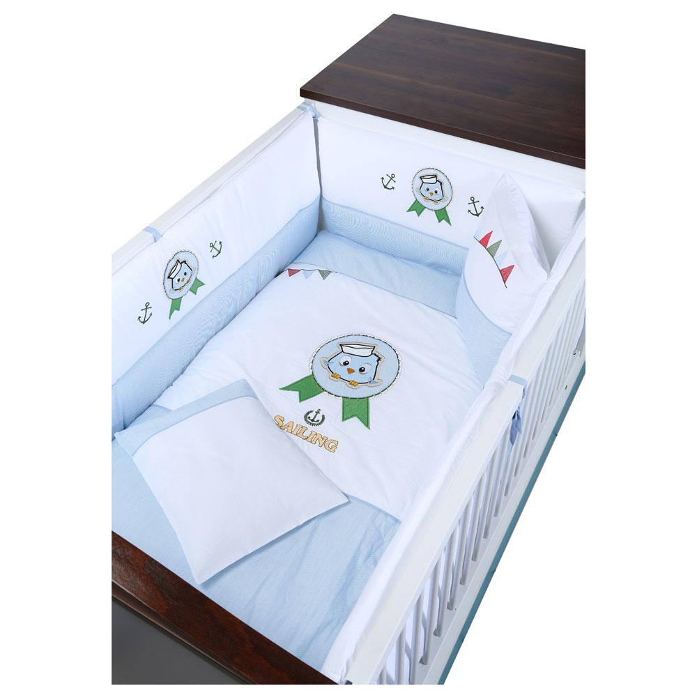 Sailing Baby Bedding