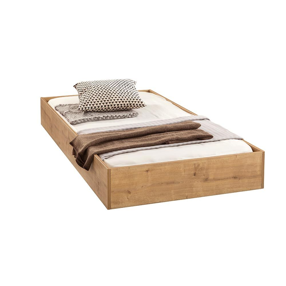 Mocha Trundle Bed