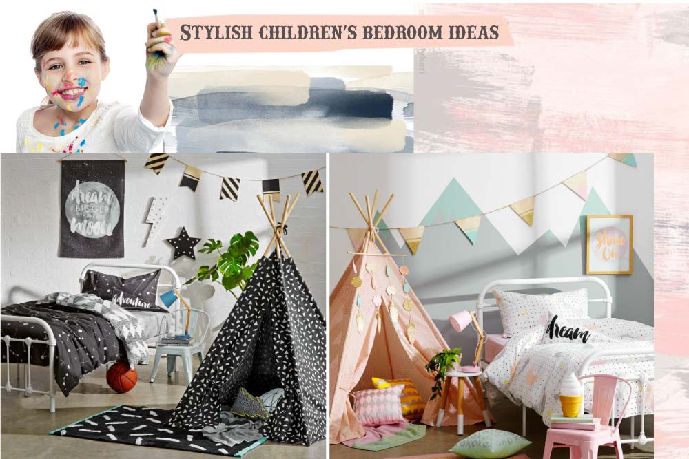 Stylish Children's Bedroom Ideas: How To Create A Child's Room In 6 Steps