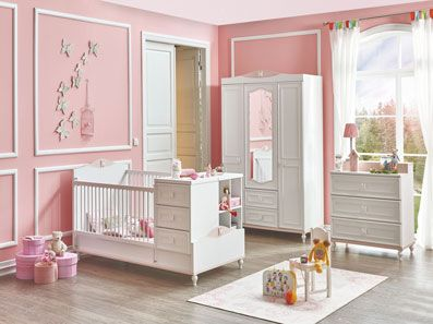 Exclusive Collection Of Baby Bedroom Furniture Sets