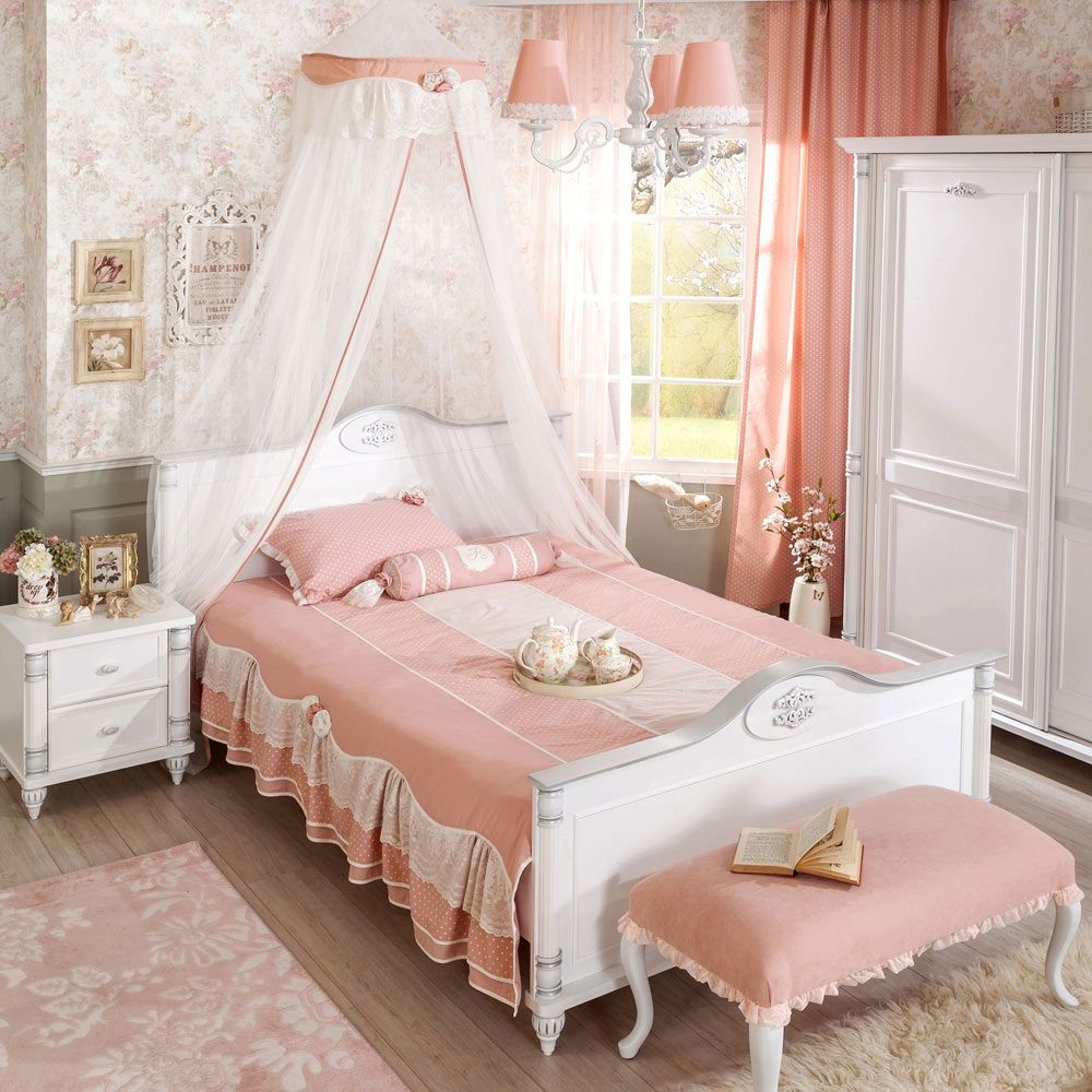 Girls Single Bed That Adds The Latest Style To Any Girls