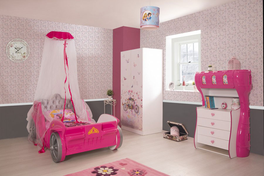 A Princess Style Car Bed In A Girls Room: Investigating The Impact On Creativity And Imagination