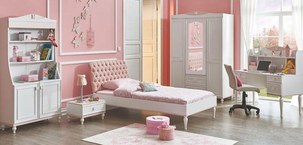 Pure Beauty Simple Teen Girl S Bedroom Ideas Babios