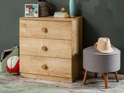 Eco-Friendly Childrens Drawers