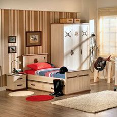 Royal Stylish Boys Bedroom Set