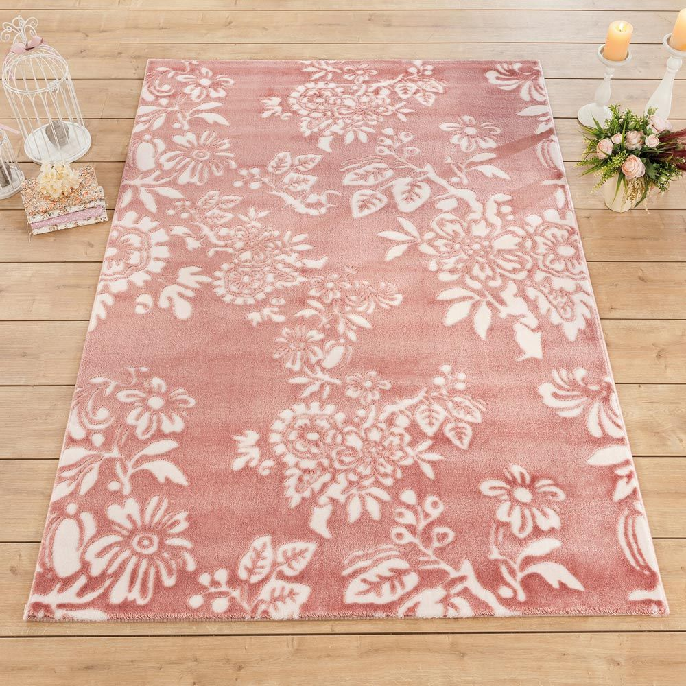 Childrens Pink Rug-Childrens Furniture That Adds Freshness