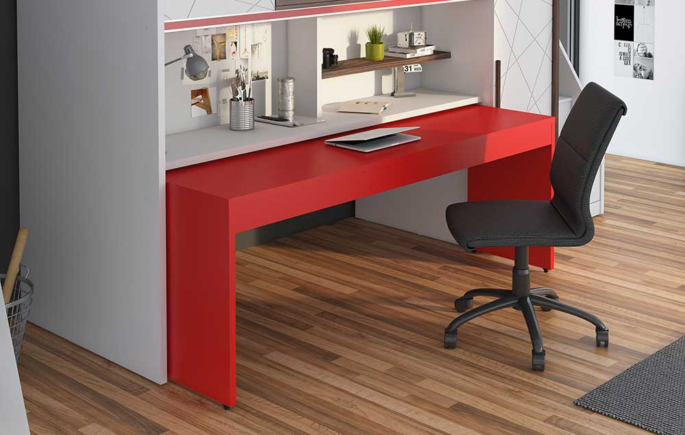 Could the choice of study desk help with your child's education?