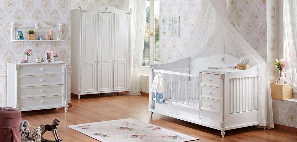 Tips On Designing Your Baby's Nursery Room