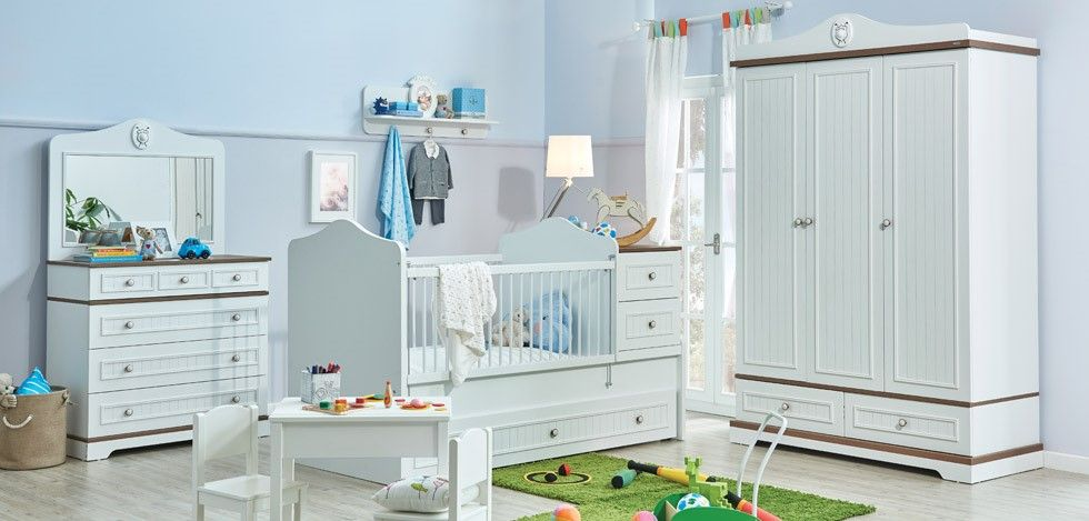 Baby Room Ideas, Dynamic Design, Simple or Naturalist?