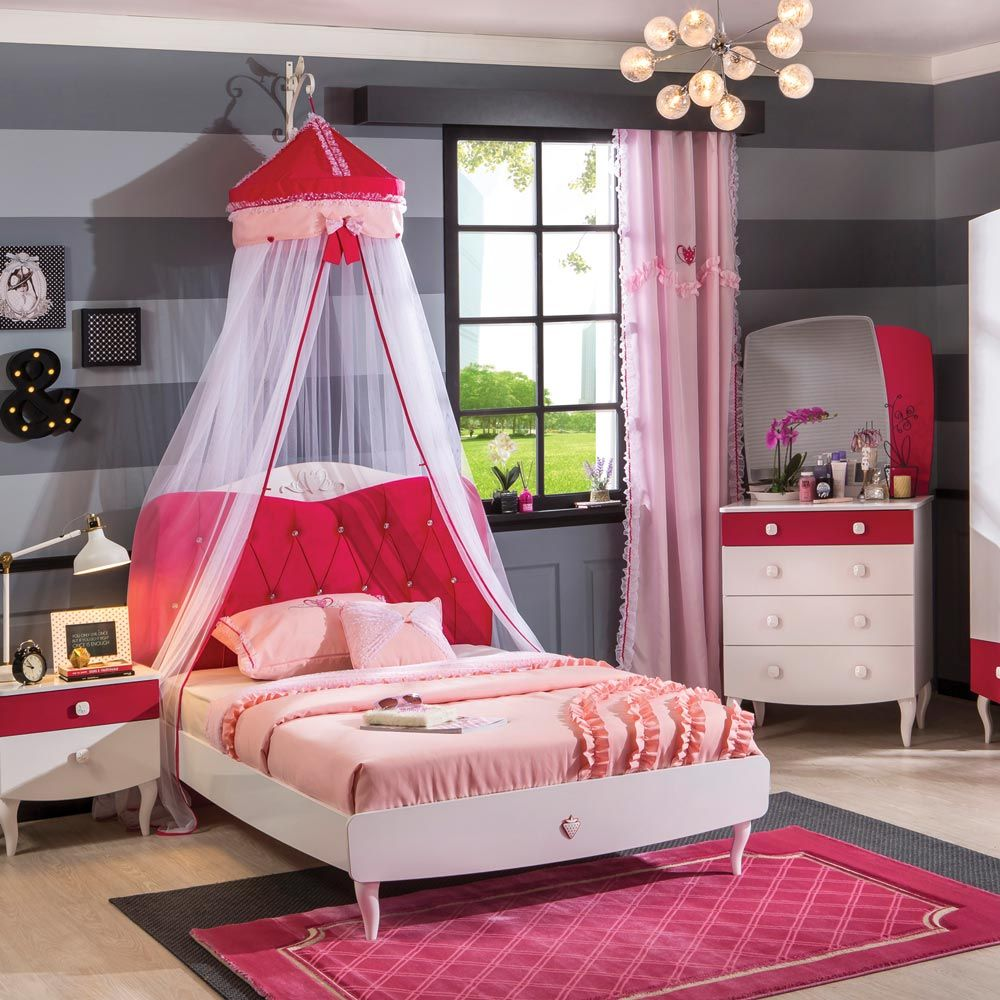 Majestic Cool Beds For Girls