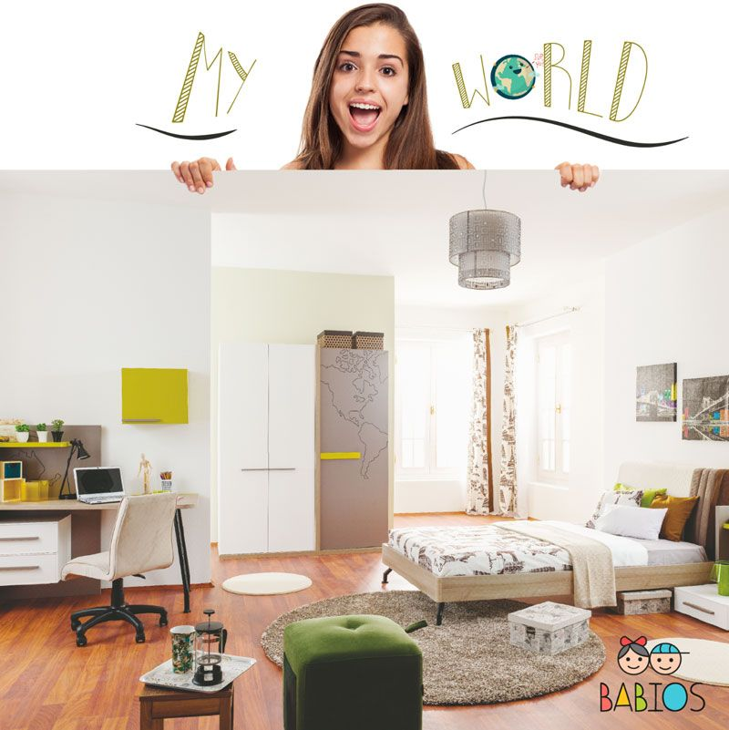 Teen Bedrooms - The Importance of Creating a Whole New World for Your Teen?