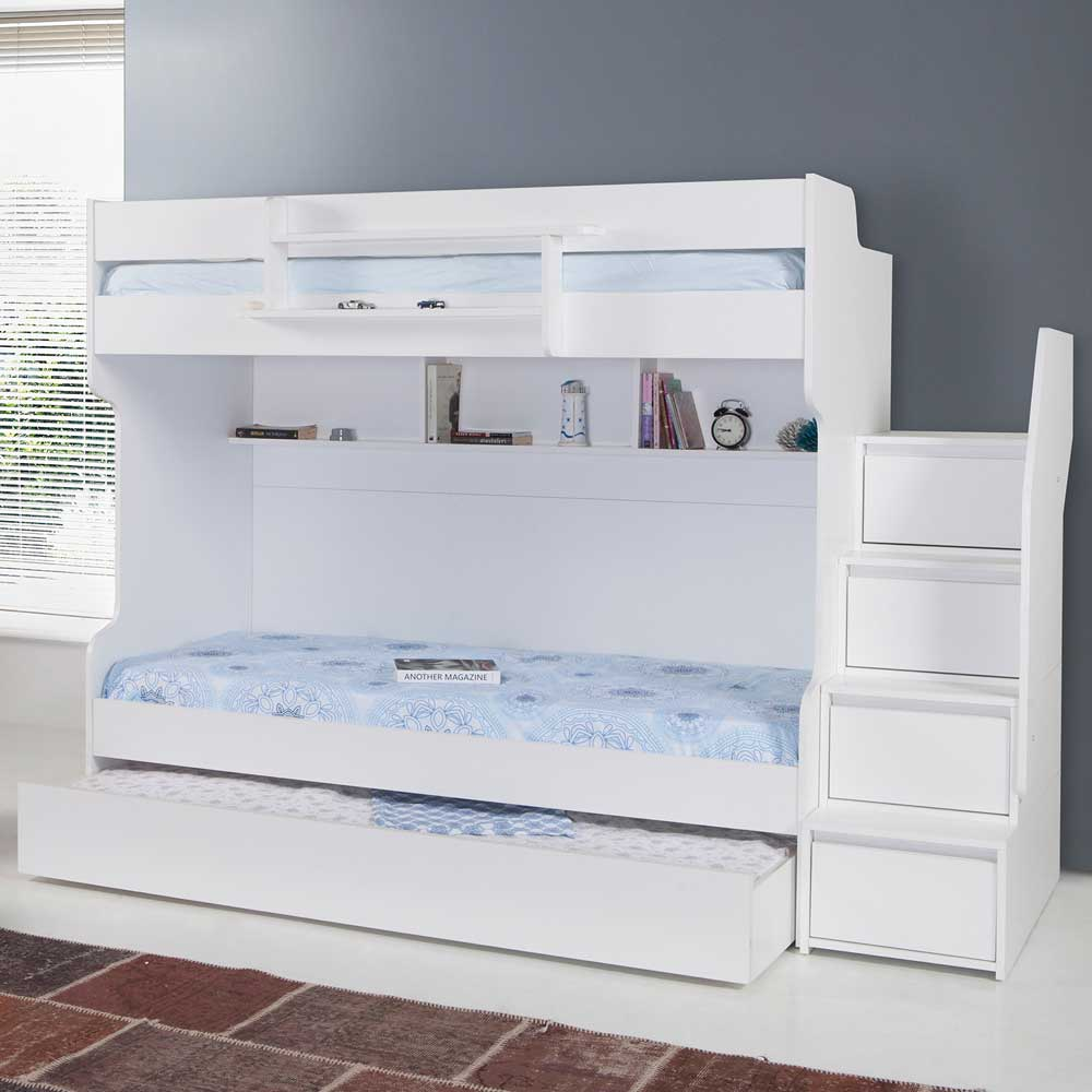 A Refreshingly Modern High End Children S Bunk Bed