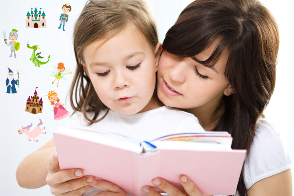 9 Reasons Why You Should Read A Book To Your Child