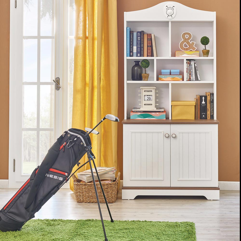 Golf Star Childrens Bookcase