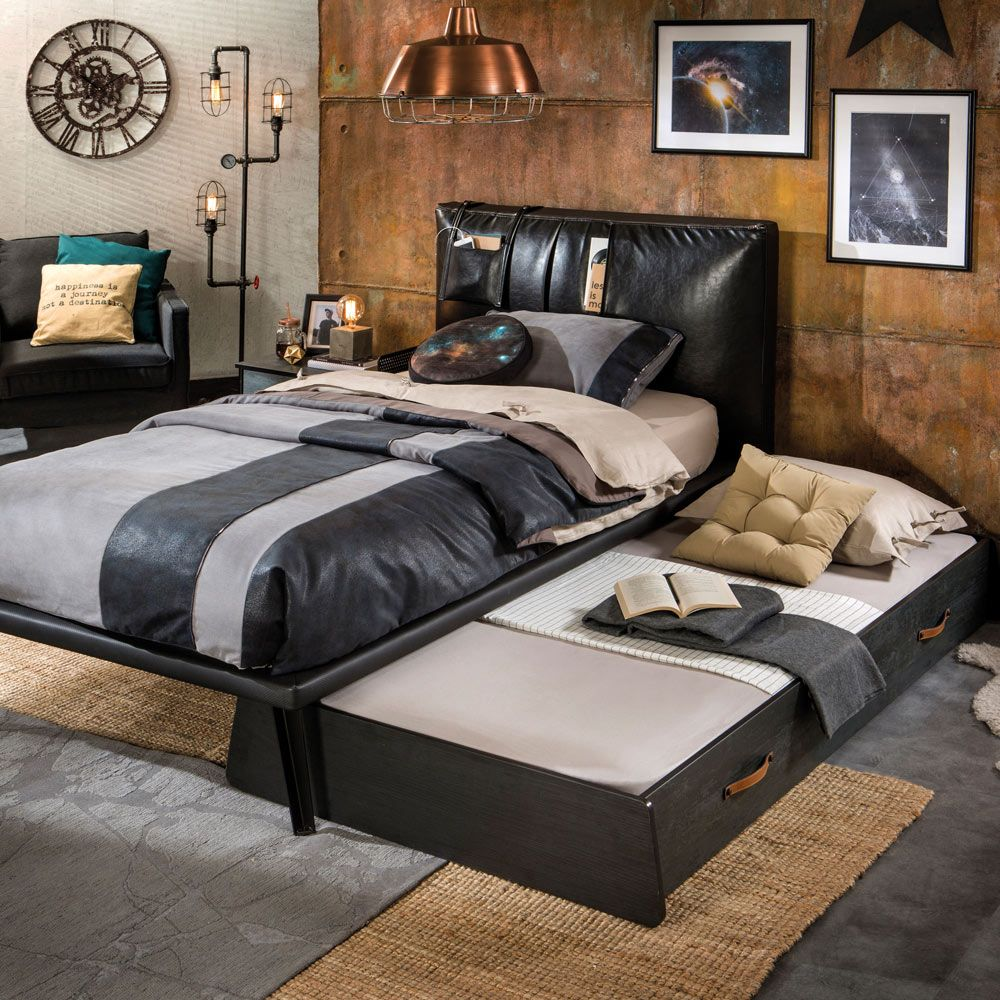 Multifunctional Trundle Bed