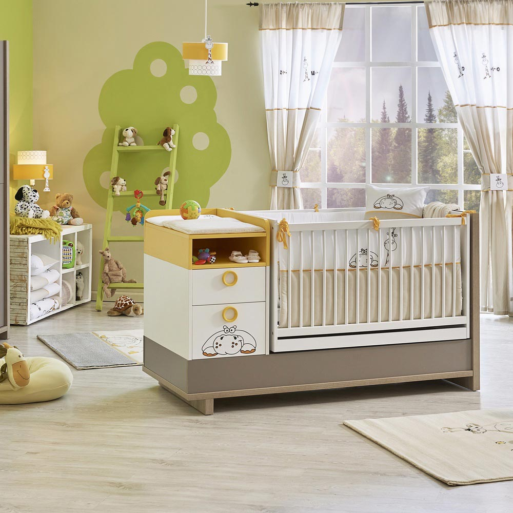 Zuzo Contemporary Extendable Beds For Children