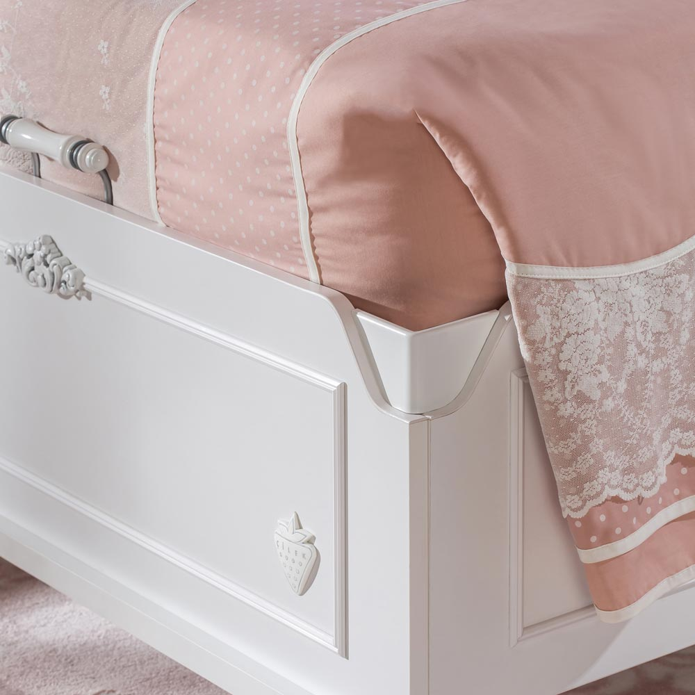 Delightful Kids Bed With Storage