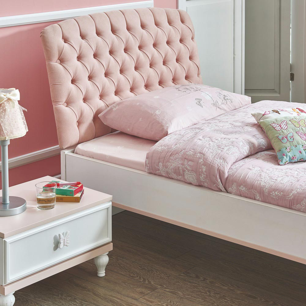 Butterfly Contemporary Princess Bed 120cm x 200cm
