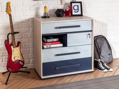 Artistic Boys Chest Of Drawers