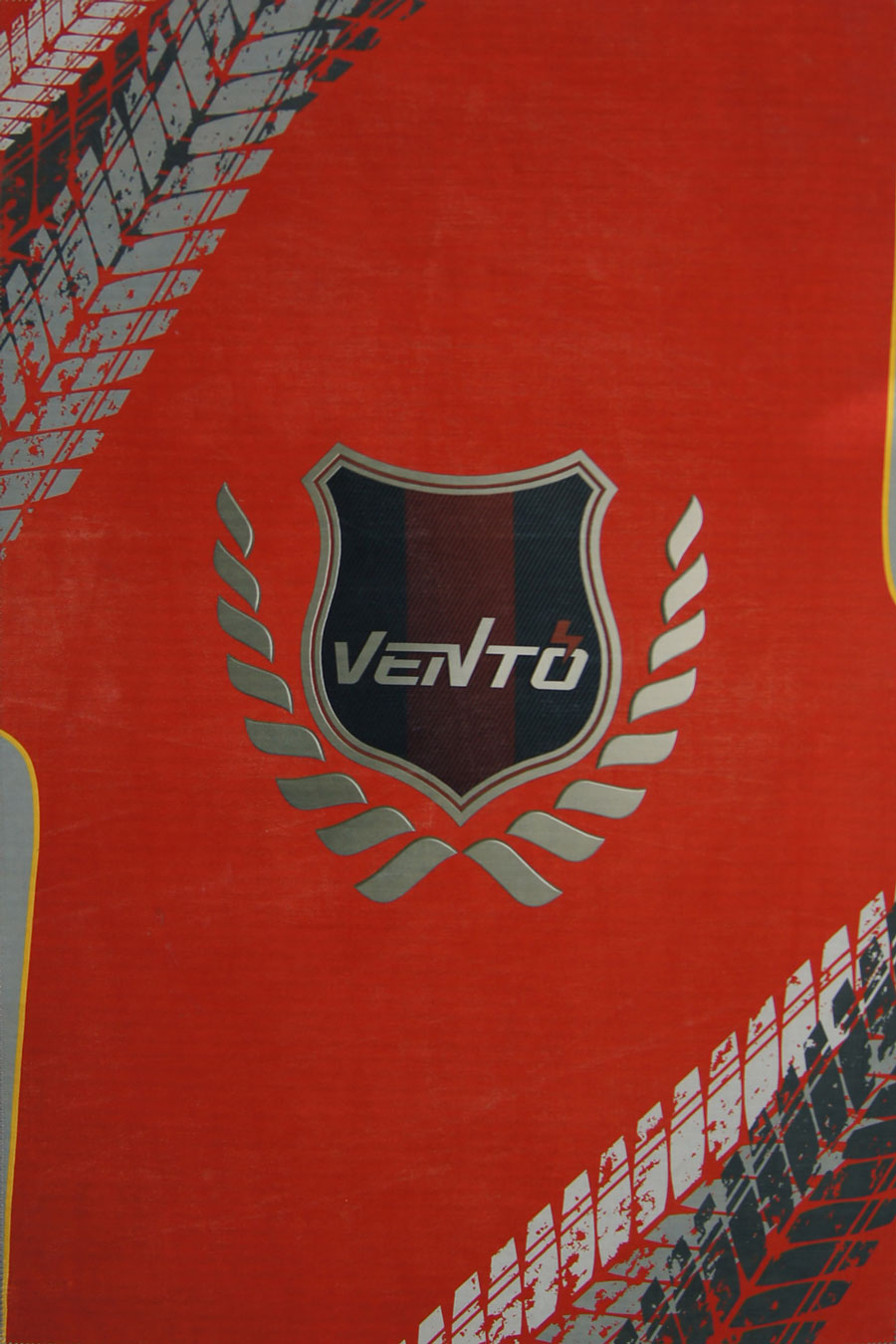 Vento V10 Red Young Carpet