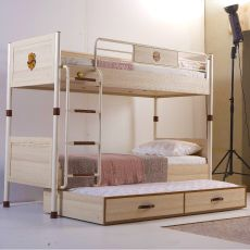 Bunk Beds With Trundle