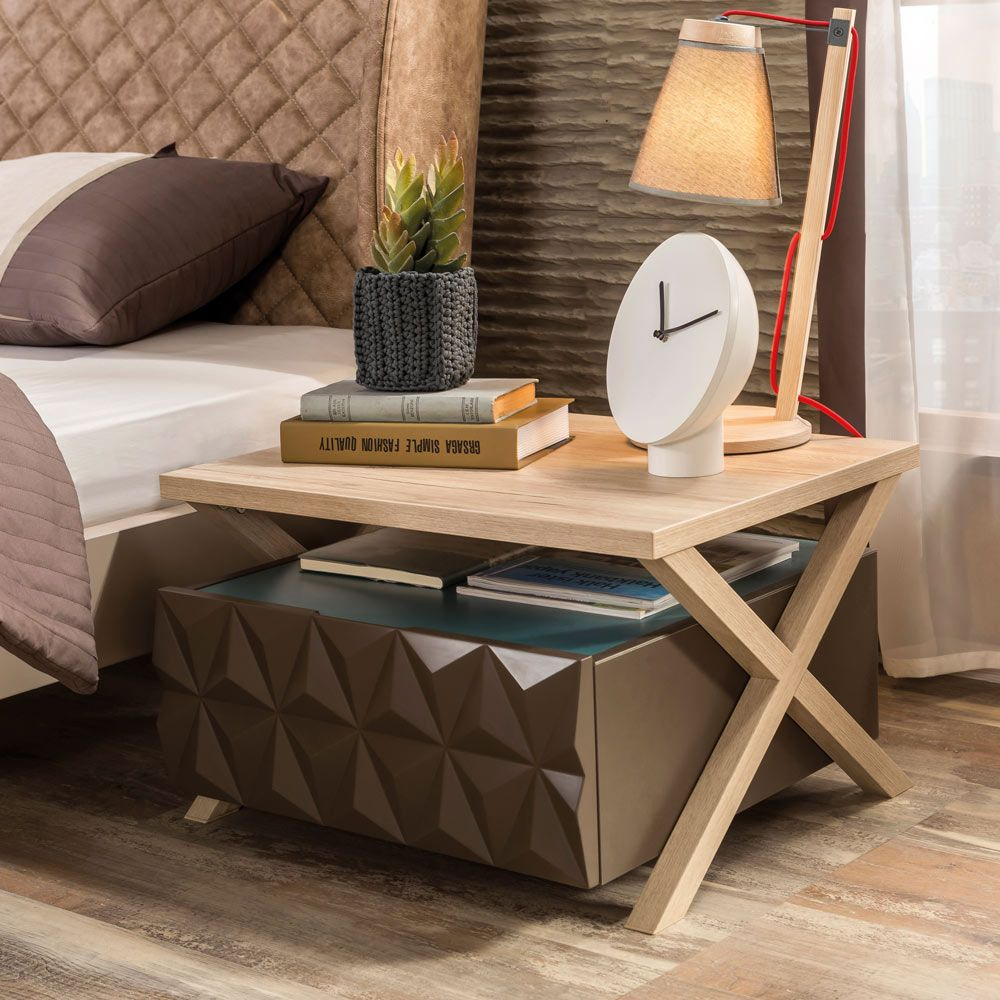 Lofter Design Aesthetic Boys Bedside Tables