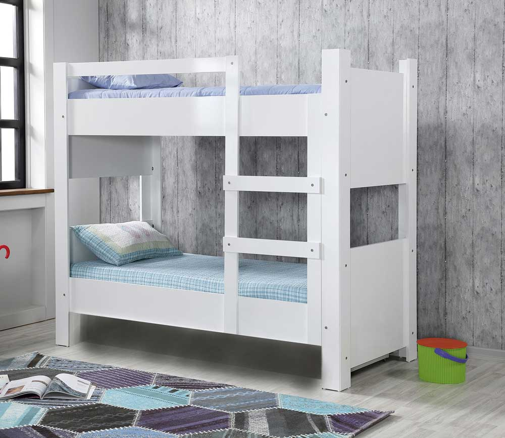 Should bunk beds be considered in homes with limited space, why not in larger households?