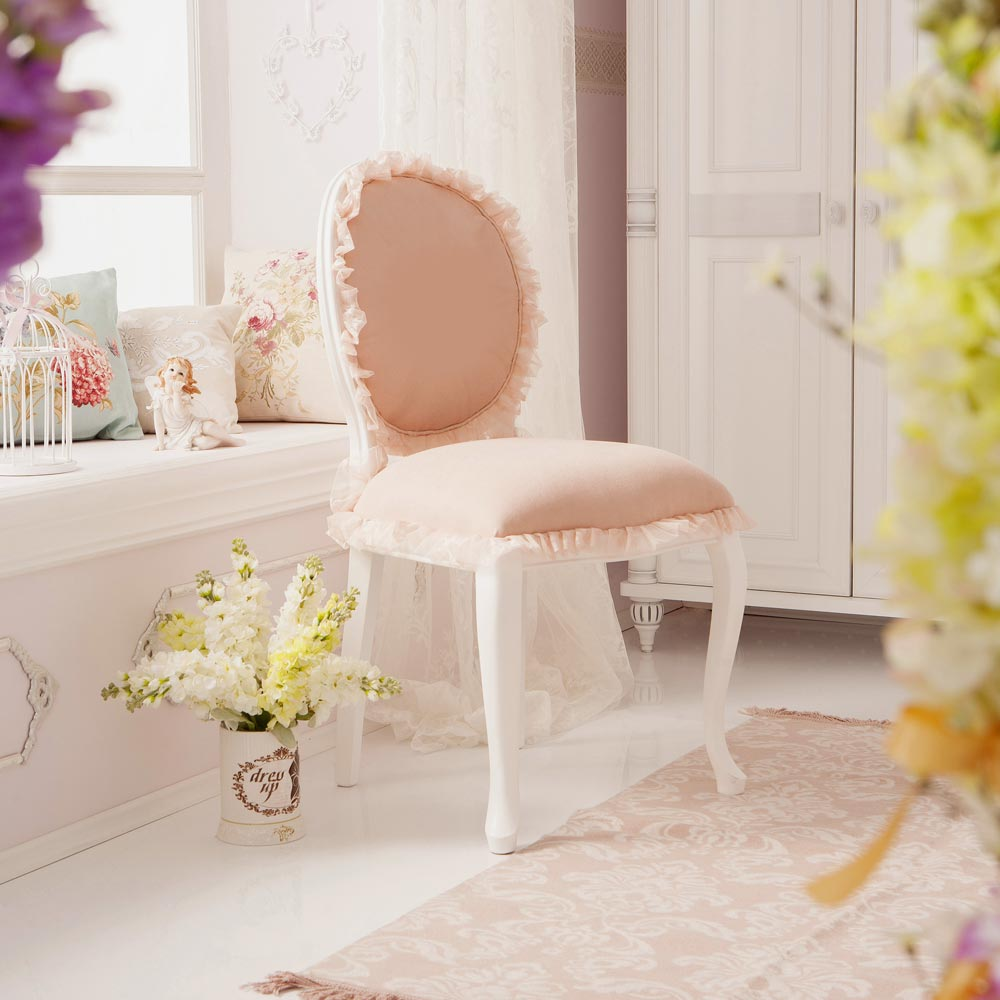 Cute Desk Chairs With Robust Design For Every Girls Bedroom Ideas