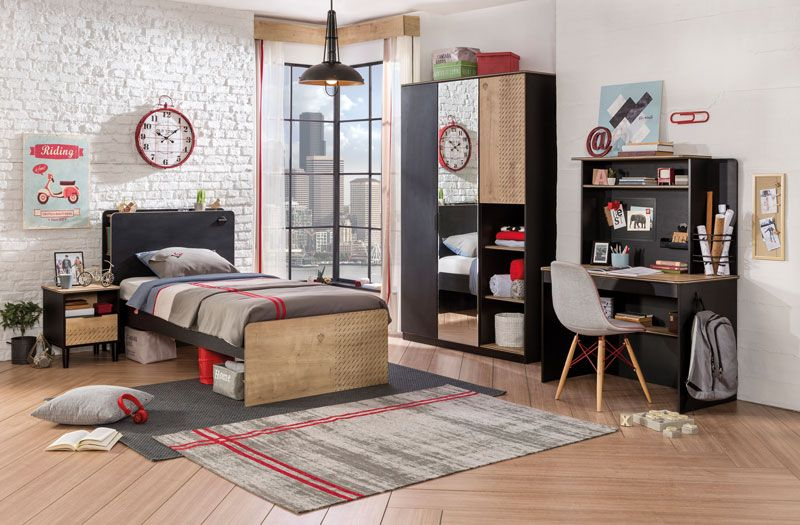 Cleverly Designed Boys Bedroom Furniture Sets