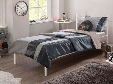 Grey Bedding For Teen Boys