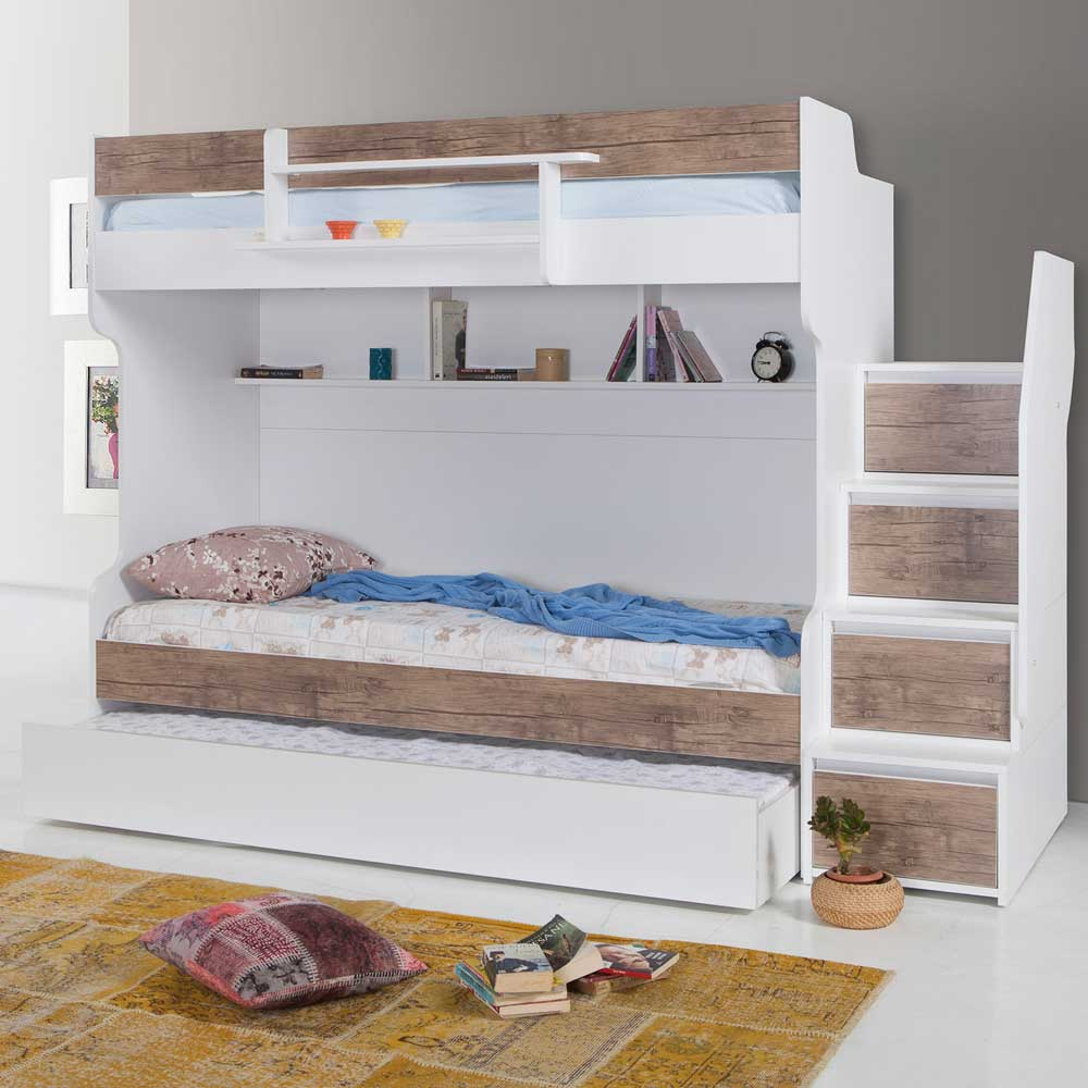 Brave Luxury Bunk Bed