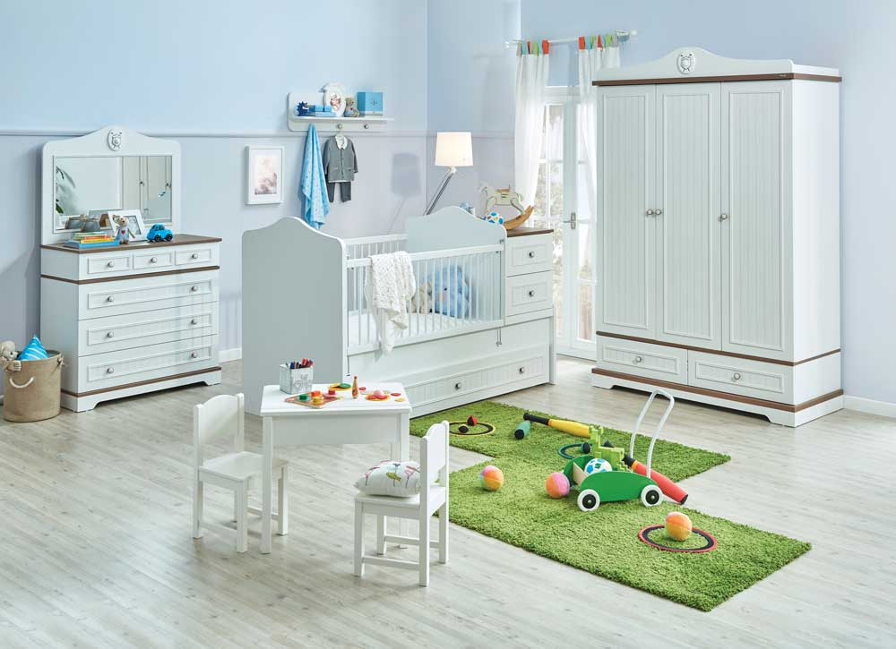 Is room decor anyway associated with your child's development?