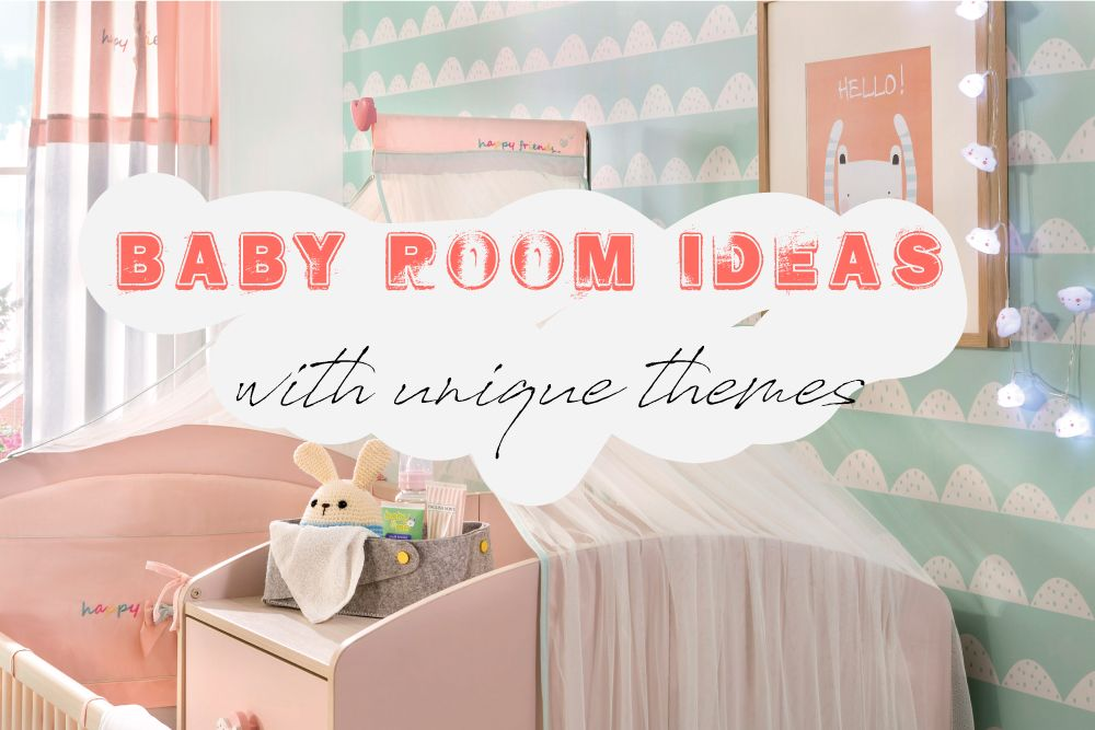 Baby Room Ideas With Unique Themes