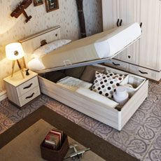 Single Ottoman Bed