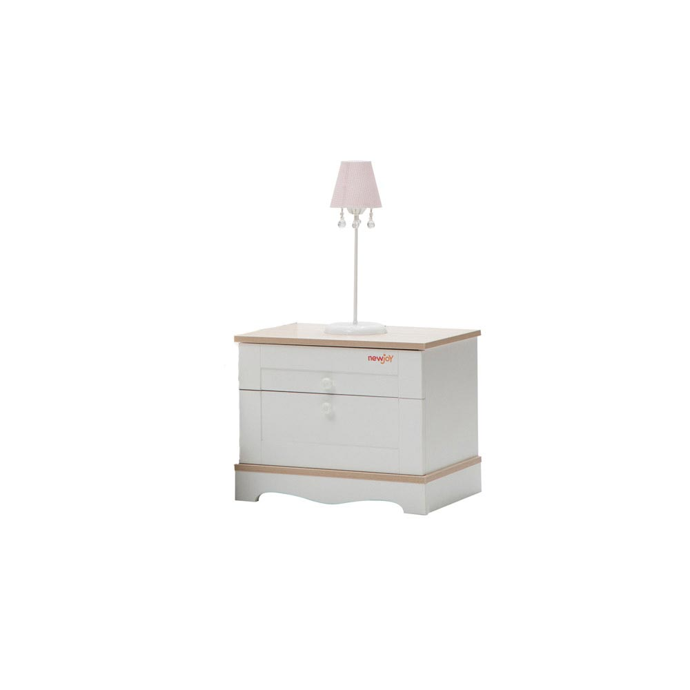Laura Bed Side Cabinet