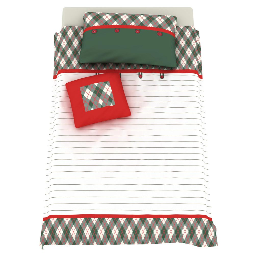 Golf Star Children's Bed Cover Set (120cm x 200cm bed)