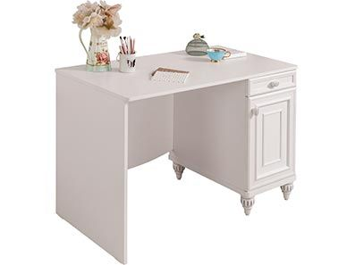 Study Inspiring Desk For Girls Room
