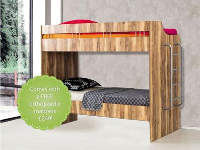 Compact Childrens Bunk Beds