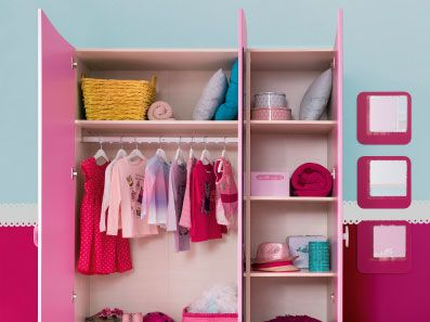 Childrens Wardrobes