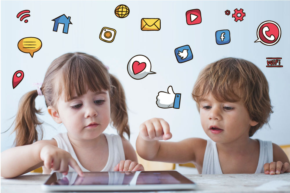 The Drawbacks of Social Media for Kids